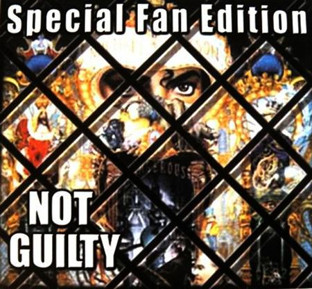 Michael Jackson - Special Fan Edition Not Guilty - Zortam Music
