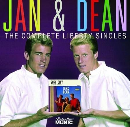 Jan & Dean - The Complete Liberty Singles Disc 2 - Zortam Music