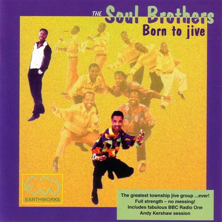 Soul Brothers - Born To Jive - Zortam Music