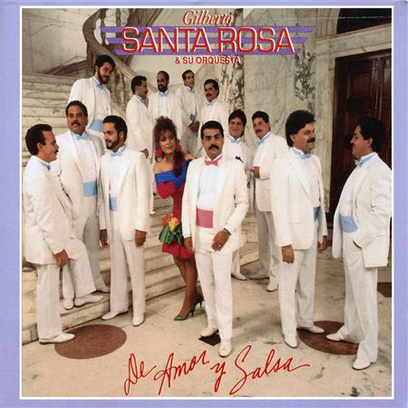 Gilberto Santarosa - De amor y salsa - Zortam Music