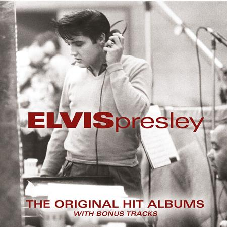 Elvis Presley - The Greatest Love Songs Of The