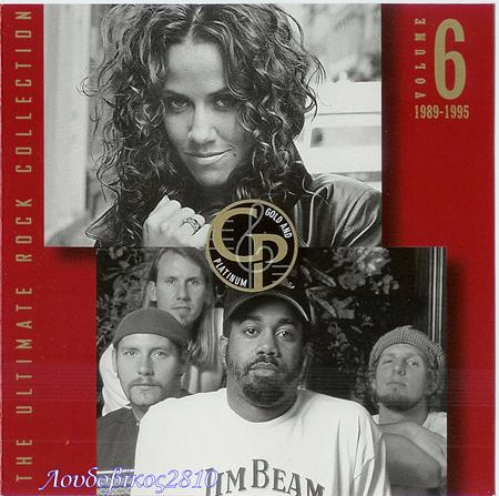 Celine Dion - The Ultimate Rock Collection Gold And Platinum, Vol. 6 1989-1995 - Zortam Music