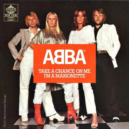 Abba - Singles Collection 1972-1982. CD14: Take A Chance On Me [1978] - Zortam Music