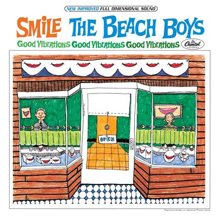 The Beach Boys - The SMiLE Sessions [Disc 1] - Zortam Music