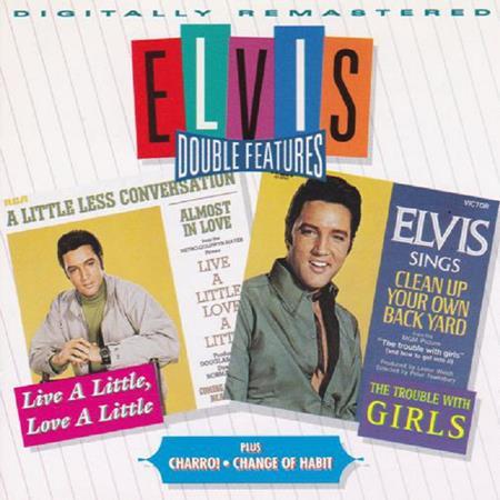 Elvis Presley - Charro! - Zortam Music