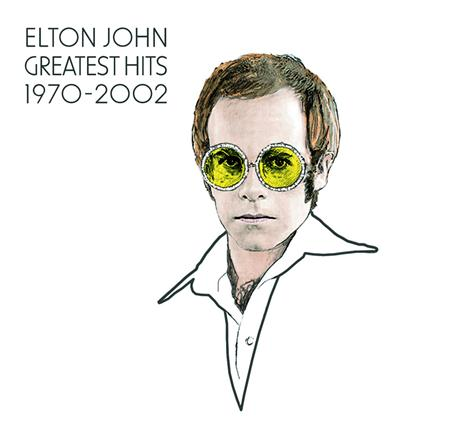 Elton John - Greatest Hits 1970 2002 (CD 2 - Zortam Music