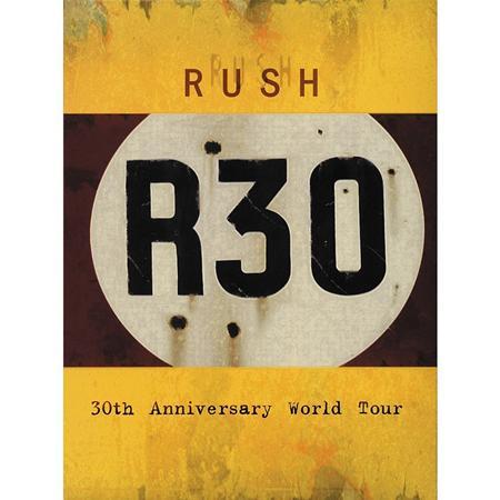 Rush - R30 (Disc 2) - Zortam Music