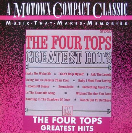 Four Tops - The Four Tops Greatest Hits - Zortam Music