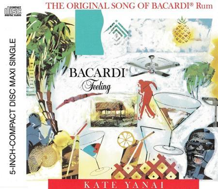 Kate Yanai - Bacardi feeling (Cocktail Mix, - Zortam Music