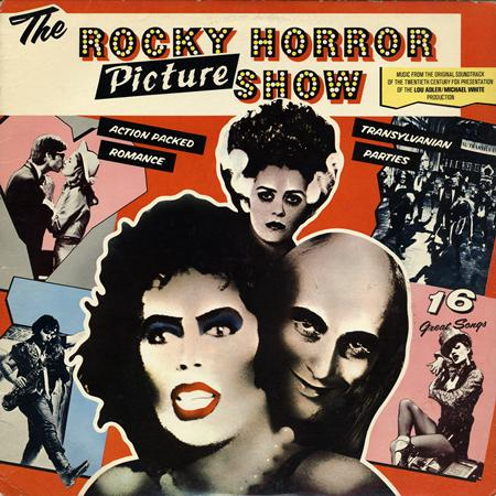 MEATLOAF - The Rocky Horror Picture Show Original Motion Picture Soundtrack - Zortam Music