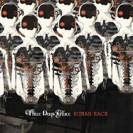 Three Days Grace - Human Race - Zortam Music