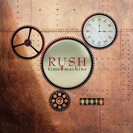 Rush - Time Machine 2011: Live in Cle - Zortam Music
