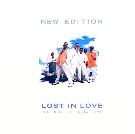 NEW EDITION - Lost In Love The Best Of Slow Jams - Zortam Music