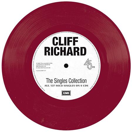 Cliff Richard - The Singles Collection 1991-2002 - Zortam Music