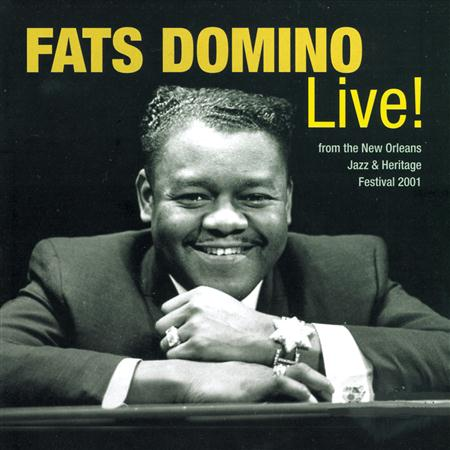 Fats Domino - Fats Domino Live! - Zortam Music