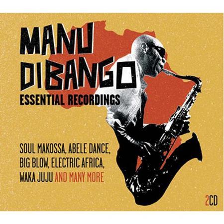 Manu DiBango - Essential Recordings [disc 2] - Zortam Music