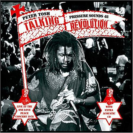 Peter Tosh - Talking Revolution-Retail - Zortam Music