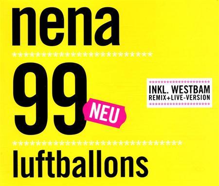 Nena - 99 Luftballons (Maxi) - Zortam Music