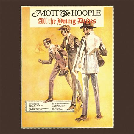 Mott The Hoople - All The Young Dudes (Columbia/Legacy 82796 93809 2) - Zortam Music