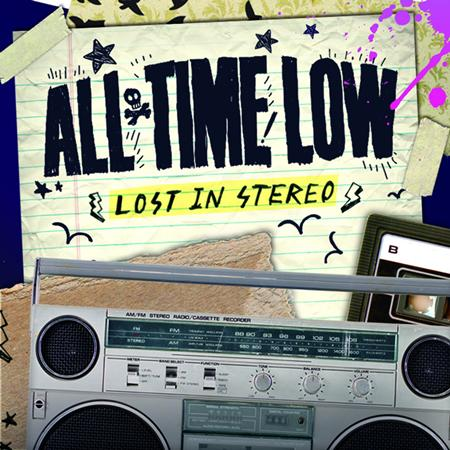 All Time Low - Lost In Stereo (Single) - Zortam Music