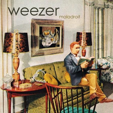 weezer - Maladroit (UK Retail) - Zortam Music