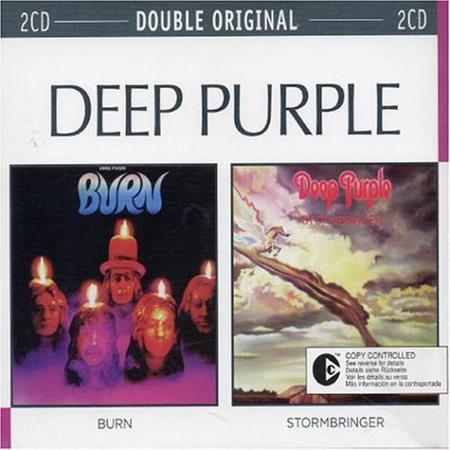 Deep Purple - Burn/Stormbringer Disc 2 - Zortam Music