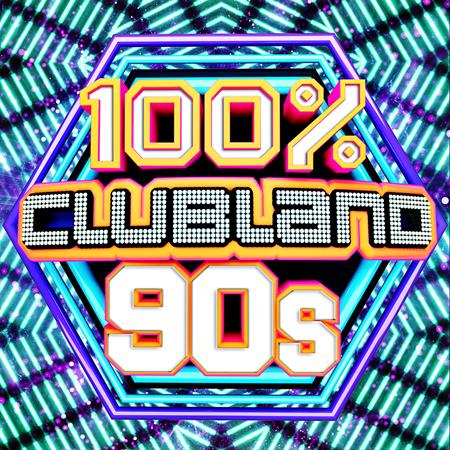 Crystal Waters - 100% Clubland 90s - Zortam Music