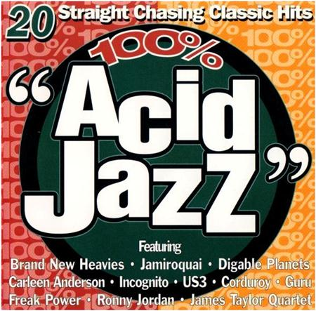 Various Artists - Acid Jazz-Lost & Found Rarities - Zortam Music