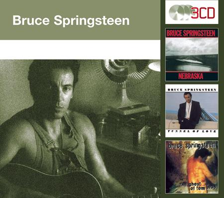Bruce Springsteen - Nebraska / Tunnel Of Love / The Ghost Of Tom Joad - Lyrics2You