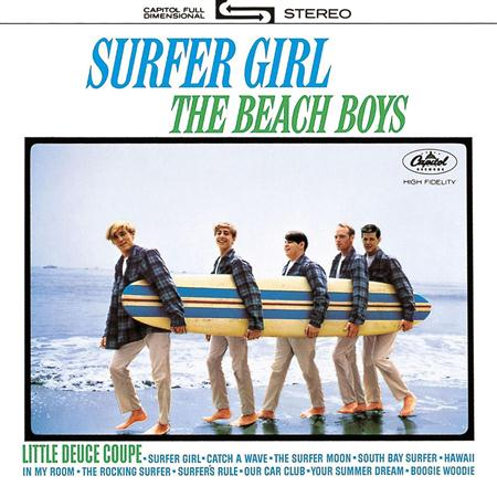 Beach Boys - Surfer Girl  Shut Down Vol. 2 - Zortam Music