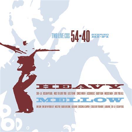 54-40 - Heavy Mellow Live - Zortam Music