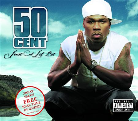 50 Cent - Single Just a lil bit - Zortam Music