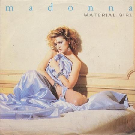 Madonna - Material Girl (Club Mix EP) - Zortam Music