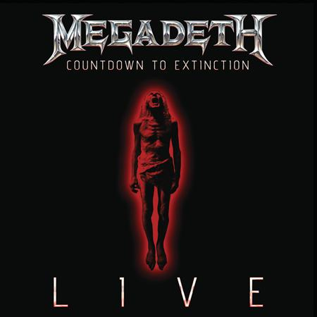 Megadeth - Countdown To Extinction: Live - Zortam Music