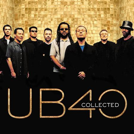 Ub40 - Ub40 Collected [disc 1] - Zortam Music