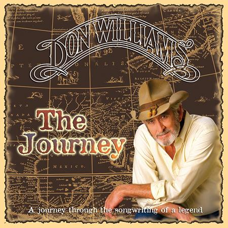 DON WILLIAMS - The Journey - Zortam Music