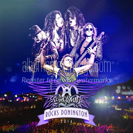 Aerosmith - Rocks Donington 2014 [disc 2] - Zortam Music