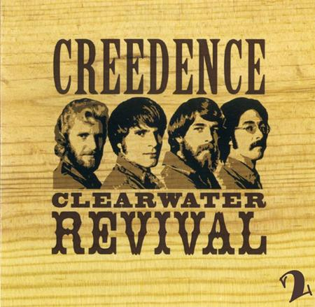 Creedence Clearwater Revival - Creedence Clearwater Revival The Legends Collection [disc 1] - Zortam Music