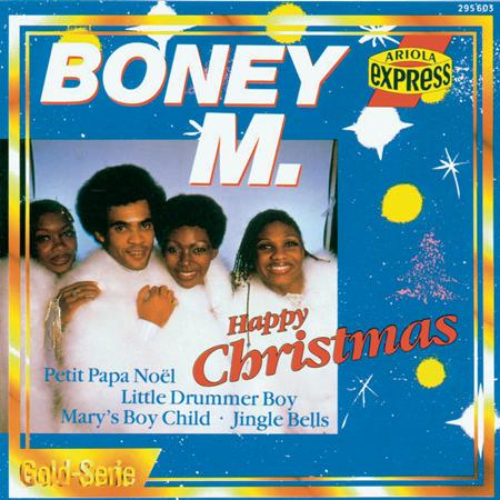 Boney M. - Happy Christmas (BMG Ariola CD 295 603-200) - Zortam Music