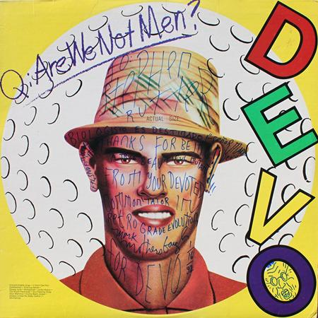 DEVO - Q: Are We Not Men?  A: We Are Devo! [2008 Remaster] - Zortam Music