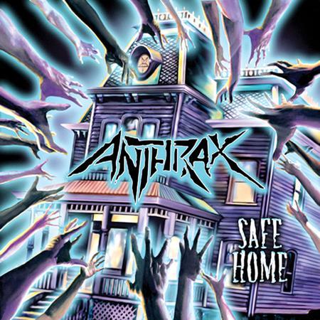 ANTHRAX - Safe Home Single - Zortam Music