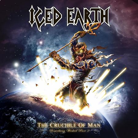 Iced Earth - The Crucible Of Man Something Wicked Part 2 - Zortam Music