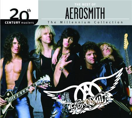 Aerosmith - 0th Century Masters The Millennium Collection - The Best Of Aerosmith - Zortam Music