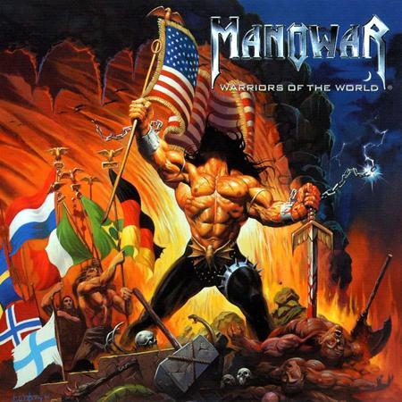 Manowar - Warriors Of The World [Japan Z - Zortam Music