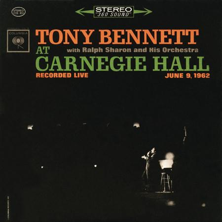 TONY BENNETT - Tony Bennett At Carnegie Hall The Complete Concert [disc 2] - Zortam Music