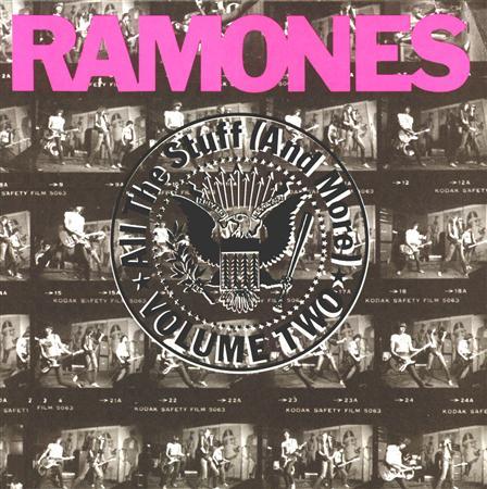 RAMONES - All The Stuff - Zortam Music