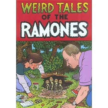 RAMONES - Weird Tales Of The Ramones [disc 1] - Zortam Music