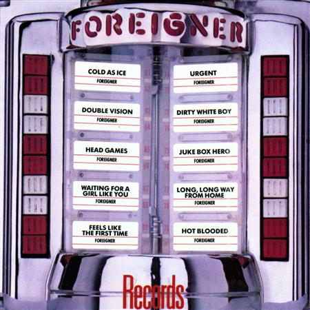 Foreigner - Records - Lyrics2You