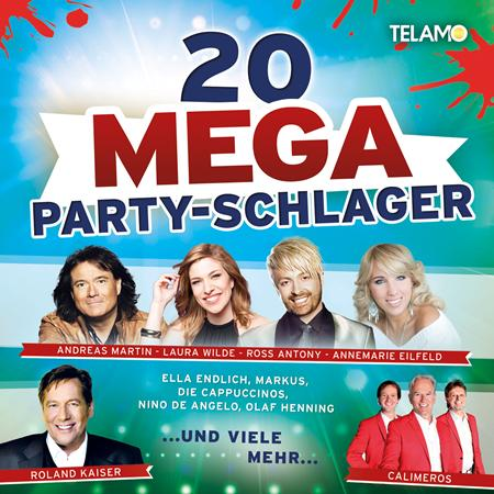 Beatrice Egli - 20 Mega Party-Schlager - Zortam Music