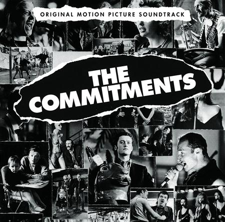 COMMITMENTS - The Commitments (Rarities Edition) - Zortam Music